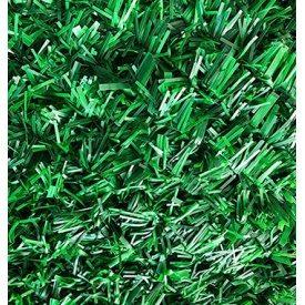 Металлическая сетка с декоративным ПВХ покрытием Хвоя Mixed Green 40х40 мм 1,6 мм