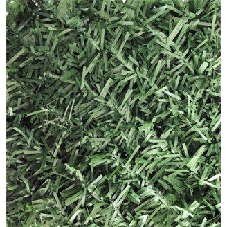 Металева сітка з декоративним покриттям ПВХ Хвоя Dark Green 40х40 мм
