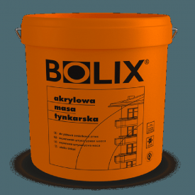 Штукатурка акриловая 15 кг BOLIX 1,5мм