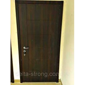 Двері квартирні протипожежні Дельта металеві