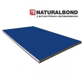 Алюмінієва композитна панель Naturalbond 1250x5600х4/0,4 мм Gentian Blue