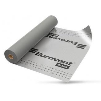 Пароизоляционная мембрана RFLEX EUROVENT 160 г/м2 1,50х50 м