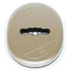 Накладка для замку Mottura 95323AA0C1 матовий хром (8241)