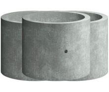 Кольцо стеновое Elit Beton КС 10.6 железобетонное 1000х600 мм
