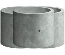 Кольцо стеновое Elit Beton КС 15.9 железобетонное 1500х900 мм