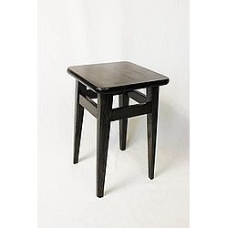 Табурет 45x30x30 см черный