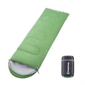 Спальник KingCamp Oasis 250(KS3121)(green,правая)