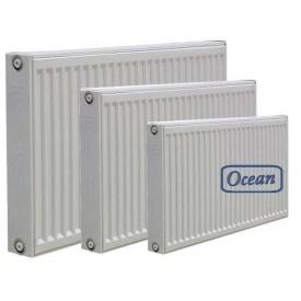Стальной радиатор Ocean РККР тип 22 1000х500 бок.