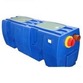 Коалисцентный сепаратор без відстійника Topas OIL S I