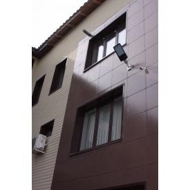Фасадні системи керамограніт для утеплення будинку під ключ