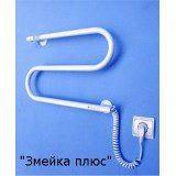 Електричний полотенцесушитель Змійка плюс