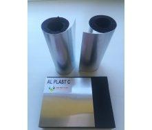 Каучукова ізоляція з покриттям AL PLAST 6мм для зовнішнього застосування