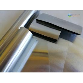 Каучукова ізоляція з покриттям AL PLAST 8мм для зовнішнього застосування