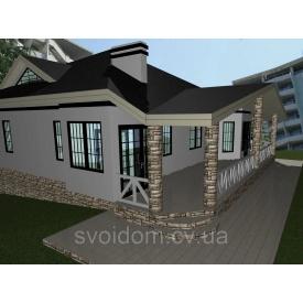 Проектування приватного будинку