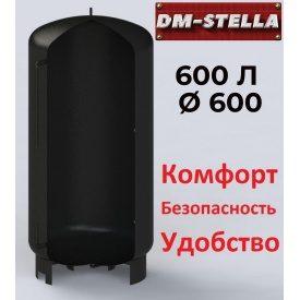 Буферная емкость 600 л 600 мм сталь 3 мм