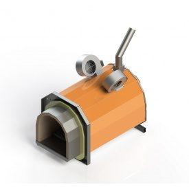 Пелетний пальник 250 кВт Eco-Palnik серія UNI-MAX