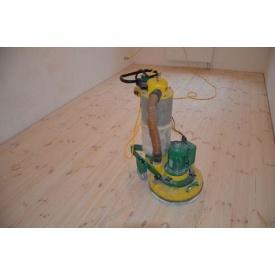 Комплексный ремонт деревянного пола