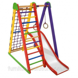 Детский спортивный уголок для дома «Kind-Start-4»