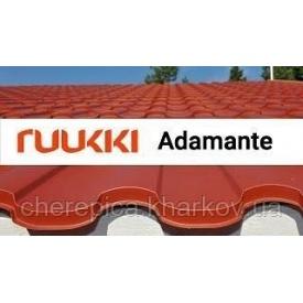 Металлочерепица RUUKKI Adamante Матт 30