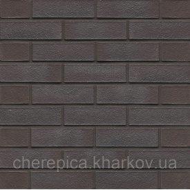 Клинкерный кирпич MUHR 20 Графитово черный