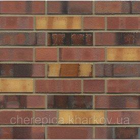 Клинкерный кирпич MUHR 21 SF Желто-коричневый
