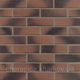 Клинкерный кирпич MUHR 11 Красно-фиолетовый