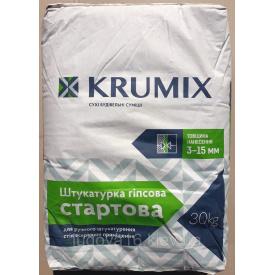 Штукатурка Krumix СТАРТ 30 кг