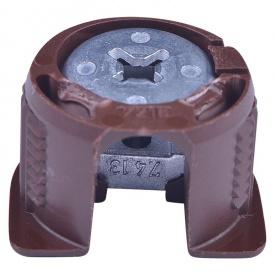 Стяжка VB 35/16, коричневая (9066738) Hettich