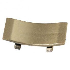 Бортик узкий Thermoplast соеденитель прямой золото матовое 824