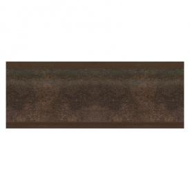 Бортик 118 patina bronze (3276 CLIFF) (5м.)
