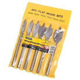 Свёрла перьевые для дерева 10-25 мм