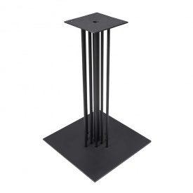Опора для стола Twelve HAIRPIN Leg, Н=710мм, основания=500х500 черная структурная