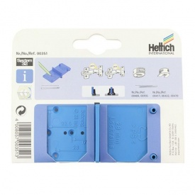 Шаблон MultiBlue універсальний для петель і монтажних планок (351) Hettich