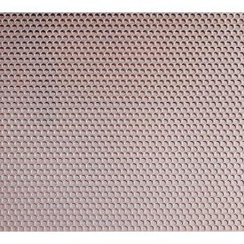 KME TECU Перфорований плоский мідний лист 0,6x1000x2000 мм