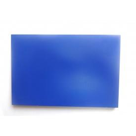 Фанера водостойкая синего цвета ОДЕК для мебели гладкая/гладкая 18х1250х2500 мм синяя