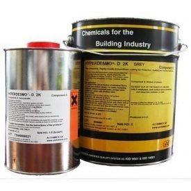 Однокомпонентная полиуретановая краска Нyperdesmo D 5 кг