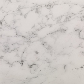 Панель RAUVISIO Crystal 1970L Мрамор белый