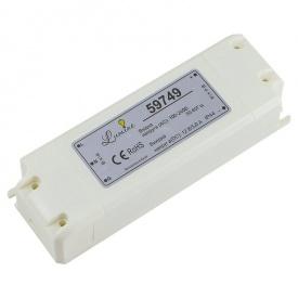 Блок живлення для LED 60W 12V IP44 пластик корпус
