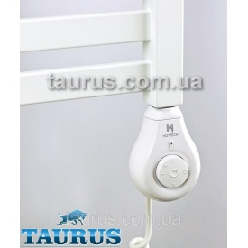 ЭлектроТЭН Hottech Drop white регулятор/таймер/защита от работы без воды 1/2 Польша
