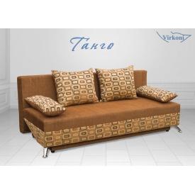 диван Танго ППУ 1880х780мм 135х188 Вірконі / Люксор