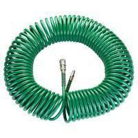 Шланг спиральный полиуретановый PU 20 м 6.5х10 мм Refine (7012191)