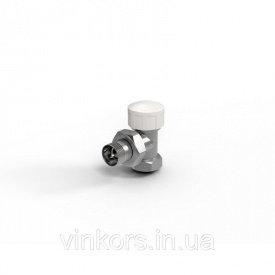 """Вентиль термостатичний кутовий для радіатора 1/2"""" Royal Thermo (НС-1050893)"""