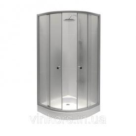 Душевая кабина COSH стандарт 9090.1SF стекло матовое изморозь + поддон (231590)