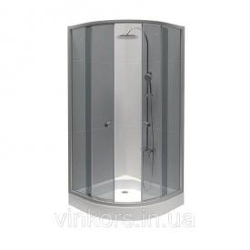 Душевая кабина COSH стандарт 9090.1SG тонированное прозрачное стекло + поддон (23160)