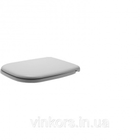 Сидіння з кришкою для унітазу DURAVIT D-CODE з функцією Soft Closing (0067390099)