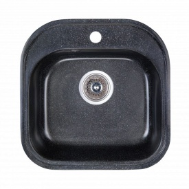 Мойка Cosh 48х49 kolor 420 Черный гранит (17206)