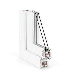 Оконный профиль REHAU BRILLANT-DESIGN пятикамерная 70 мм
