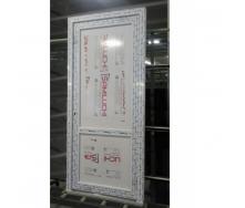 Вхідні двері WDS Ultra 6 металопластикові енергозберігаючі 800х2000 мм
