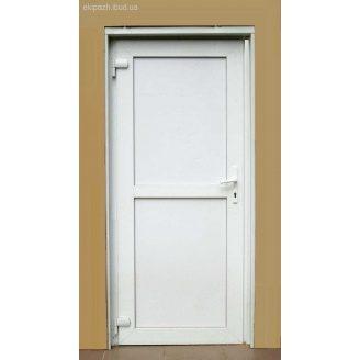 Входные двери WDS Ultra 6 металлопластиковые энергосберегающие 800х2000 мм