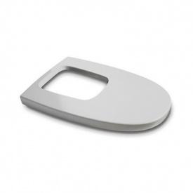 ROCA KHROMA сиденье на биде серое серебро A806652F1T